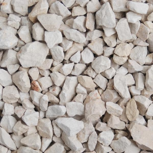 cotswold chippings, 10-20mm in size, dry