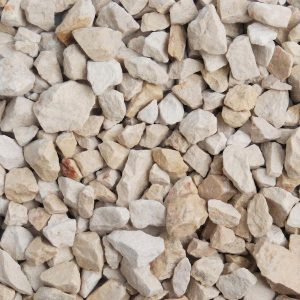 cotswold chippings, 10-20mm in size, wet