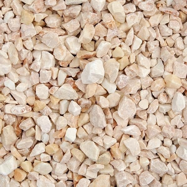 onyx chippings 14-20mm in size, dry