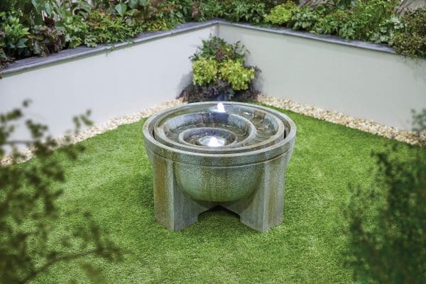Fossil Fountain