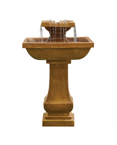 Solstice Fountain Cutout