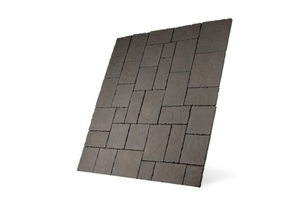 Rectory Paving Kit Welsh Slate Cutout