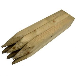Treated Timber Pegs