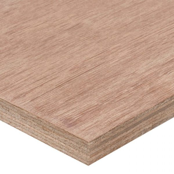 12mm Chinese Red Face Plywood